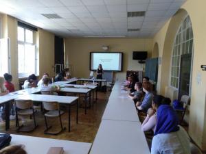 Informationsveranstaltung für Eltern &#8222;Berufsperspektiven in der dualen Ausbildung&#8220; des BSZ für Wirtschaft I Dresden Prof.-Dr.-Zeigner-Schule </br>