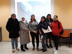Betriebsbesichtigung bei KONSUM DRESDEN eG für Frauen mit Migrationshintergrund </br>