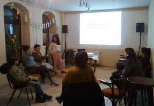Informationsveranstaltung zur dualen Ausbildung beim Asociación Cultural Iberoamericana (ACI) e. V. </br>