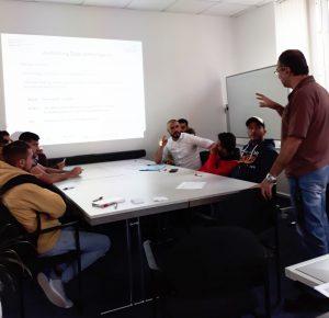 Informationsveranstaltung zur dualen Ausbildung in der KAUSA-Servicestelle Region Dresden</br>